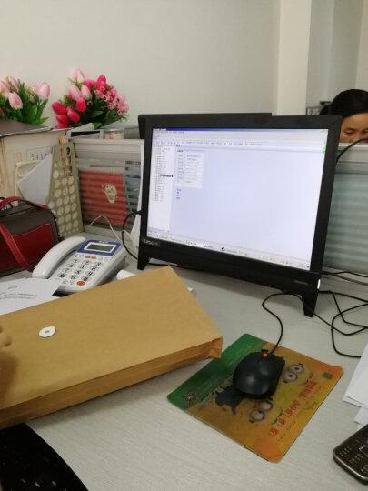 联想(Lenovo) AIO 310-20/330-20 商用办公家用一体机收银电脑 企业采购 AIO330/白色/A6-9200/4G/128G 晒单图