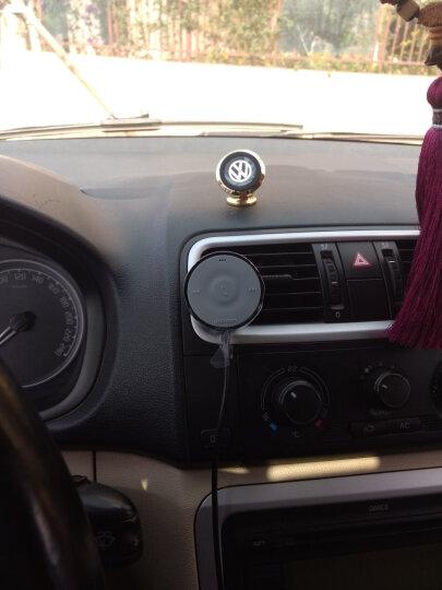 绿联 车载蓝牙接收器AUX车用3.5mm音频播放器MP3蓝牙适配器无线免提电话手机接音箱4.1免驱 黑色 晒单图