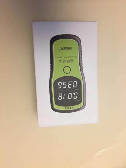 阿格瑞斯WP6900 甲醛检测仪家用 TVOC苯空气质量自监测试仪量盒纸 室内测甲醛仪器 晒单图