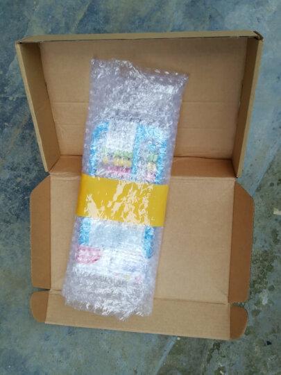 包邮 小学生算盘双珠7珠13档卡通塑料教学算盘 儿童珠心算数学教具 颜色随机 1个 晒单图