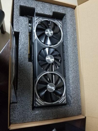 蓝宝石(Sapphire)RADEON RX Vega 64 8G HBM2 超白金限量版 吃鸡游戏显卡 晒单图