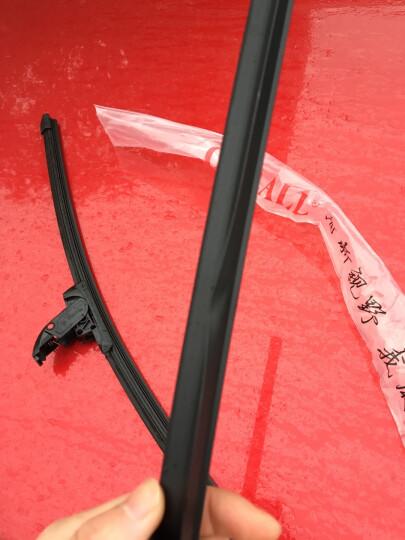 卡尔(CARALL)专用无骨雨刷器/雨刮器 12 后窗 宝马MINI单门/思域 2120 具体车型咨询在线客服 晒单图