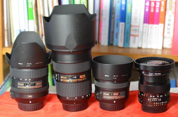尼康 Nikon AF-S 尼克尔 24-70mm f/2.8E ED VR 镜头 晒单图
