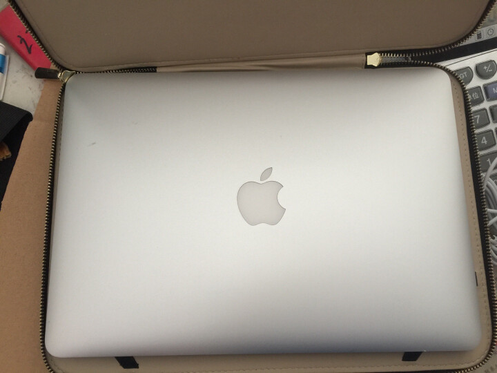 【二手95新】Apple MacBook Air 超薄苹果笔记本电脑 11寸 13.3英寸 224 i5/1.7 4G 128固态11.6英寸 晒单图