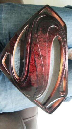 超人:钢铁之躯完整版限量珍藏礼盒(蓝光碟 3D BD50+2D BD50+DVD) 晒单图