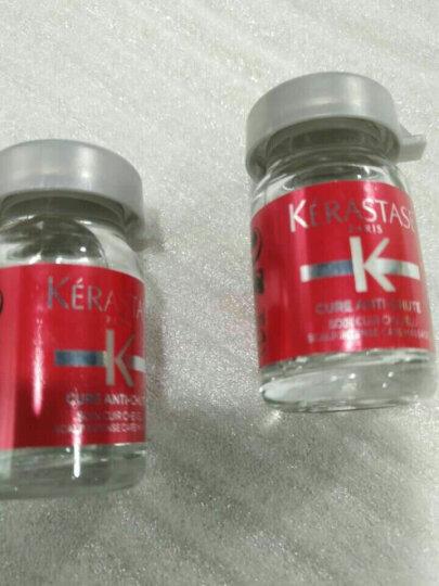 卡诗(KERASTASE) 防脱发护发露 脂溢性脱发精华液 生发液育发液免洗增发密发改善纤细发质 42支盒装 晒单图