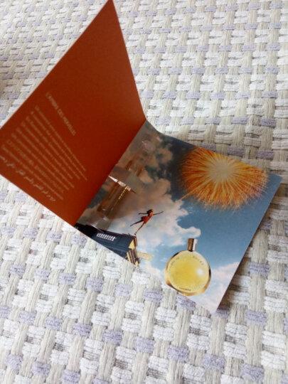 爱马仕(HERMES) 爱马仕女士香水 【99元选3件】-橘彩星光龙涎女香2ml 晒单图