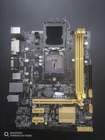【二手95新】现货 华硕 B85M-K主板 全固态集成主板 1150针 晒单图