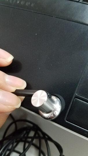 小米耳机 圈铁 入耳式有线音乐运动耳机耳麦 金色 晒单图