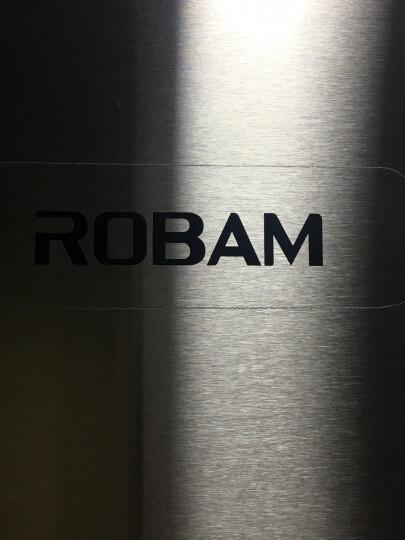 老板(Robam) 19立方一键爆炒欧式66A1升级抽油烟机燃气灶套装66A2+58B5 晒单图
