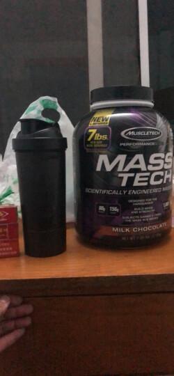 肌肉科技(MUSCLETECH) 【肌肉科技官方授权店】增肌粉乳清蛋白粉增重增肥健身增肌 7磅增肌粉巧克力味 晒单图