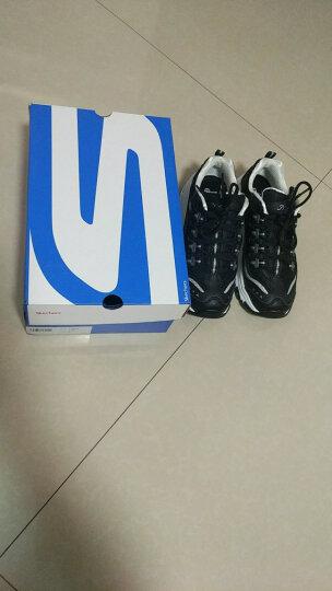Skechers斯凯奇女鞋新款休闲鞋女 熊猫鞋D'LITES运动女鞋11914 白色/银色/WSL 37 晒单图