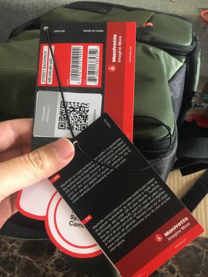 """曼富图(Manfrotto)相机包 单肩摄影包 背负舒适 MB MS-SB-IGR摄行者系列重新定义""""街拍""""风格 晒单图"""