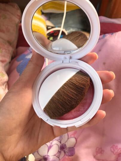 玛丽黛佳(MARIEDALGAR)新艺术彩粉腮红 10g 04 落粉胭脂(胭脂 持久 保湿立体 服帖自然 清透) 晒单图