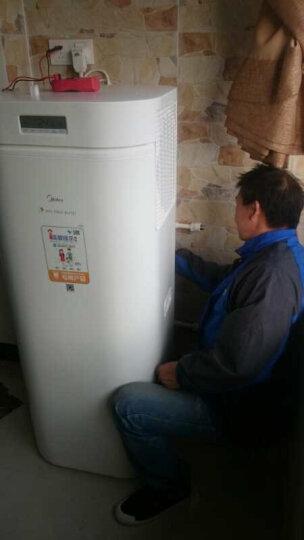 美的(Midea)空气能热水器RSJ-20/150RD家用75度高温 全国适用 RSJ-20/150RD(白色) 包修6年全国安装 晒单图