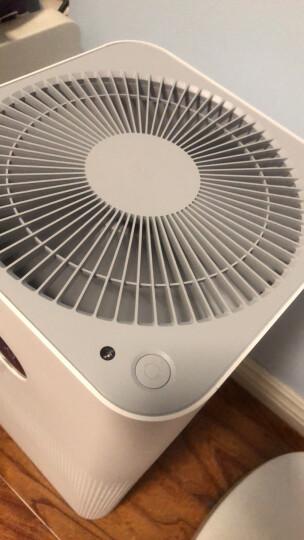 小米(MI)米家空气净化器2S家用智能除甲醛雾霾PM2.5检测仪霾表屏显示 小米米家空气净化器2S+除甲醛增强版滤芯 晒单图