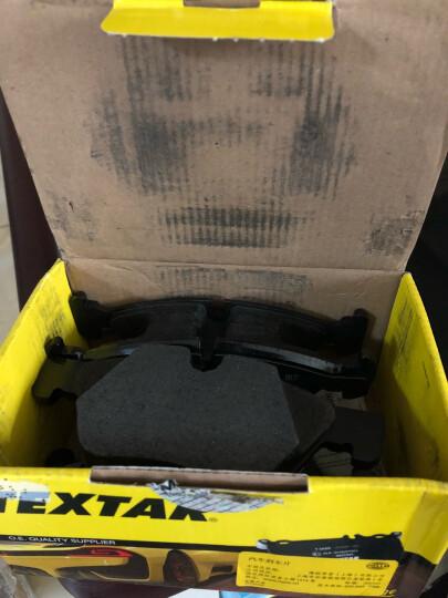 泰明顿(TEXTAR)适用于宝马进口刹车片/皮 后刹车片(4片装) 5系GT F07底盘 晒单图