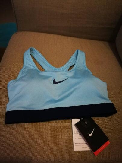 Nike耐克女装 Pro bra 女子紧身运动内衣 运动胸衣训练背心 899371 印花背心806362-435  M(70C/75A) 晒单图