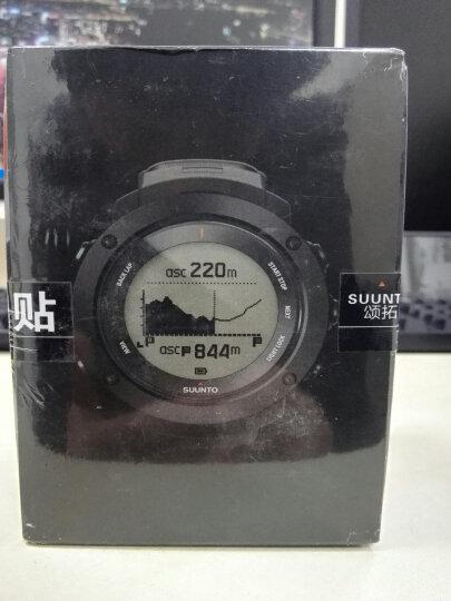 颂拓(SUUNTO)手表AMBIT3 VERTICAL拓野3V系列运动表蓝色SS021969000 晒单图