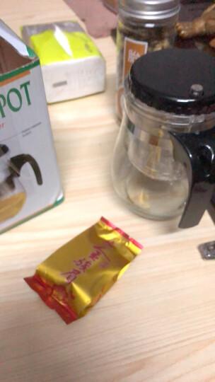 大红袍岩茶 新乌龙茶叶 生态茶园直供 买1发4罐共400g 晒单图