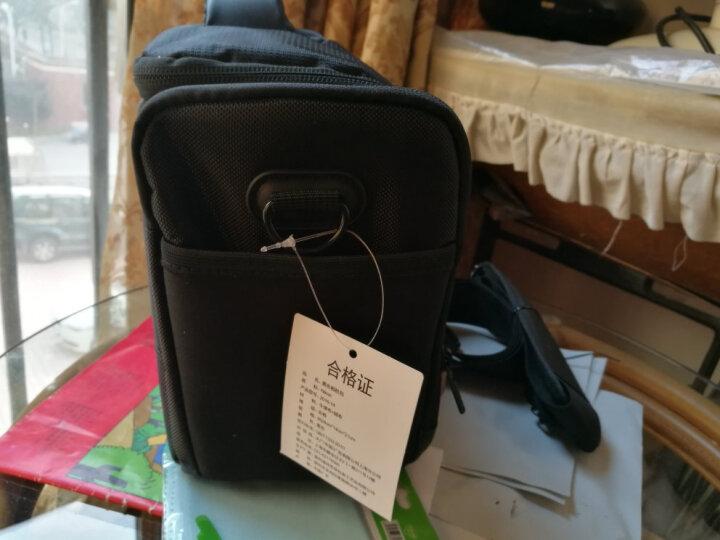 尼康(Nikon) 单反相机包 单肩式 d7200 d5600 d7100 d5300  d3200 单肩摄影包 尼康其他兼容型号 用 晒单图