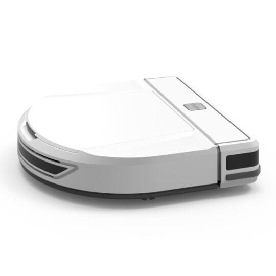 地贝Dibea扫地机器人智能全自动家用吸尘器擦地拖地机 D850 白色 晒单图