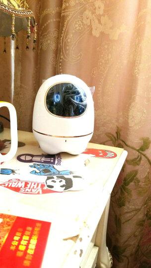 科大讯飞机器人阿尔法小蛋智能机器人早教益智陪伴语音对话故事机儿童玩具 白色 晒单图