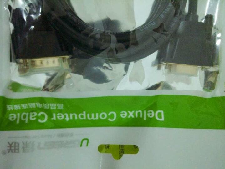绿联(UGREEN)DB9串口公对母延长线 RS232直连9针串口线 用于数码机床/PDA/条形码机等设备 1.5米 20145 晒单图
