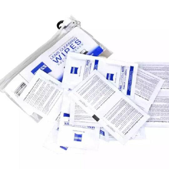 德国蔡司(Zeiss)眼镜 纸  相机镜头清洁湿纸 20片装 晒单图