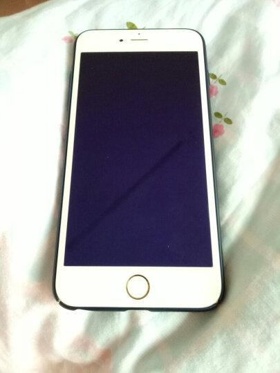 蓝壳 iPhone7 Plus/6s Plus/6 Plus全屏软边抗蓝光钢化膜手机贴膜 【7P】白色全屏软边抗蓝光5.5 晒单图