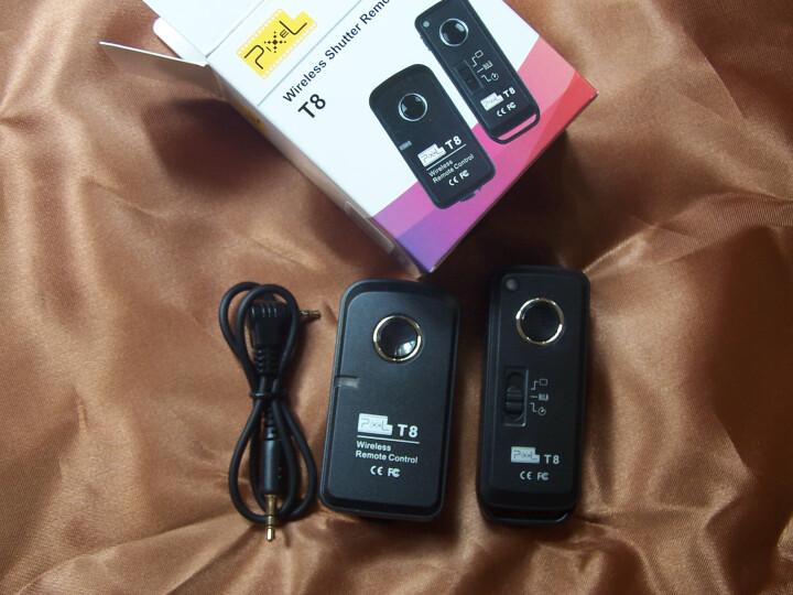 品色(PIXEL) T8 快门线无线迷你遥控器有线快门遥控器快门触发器机身附件 T8 佳能 N3 晒单图
