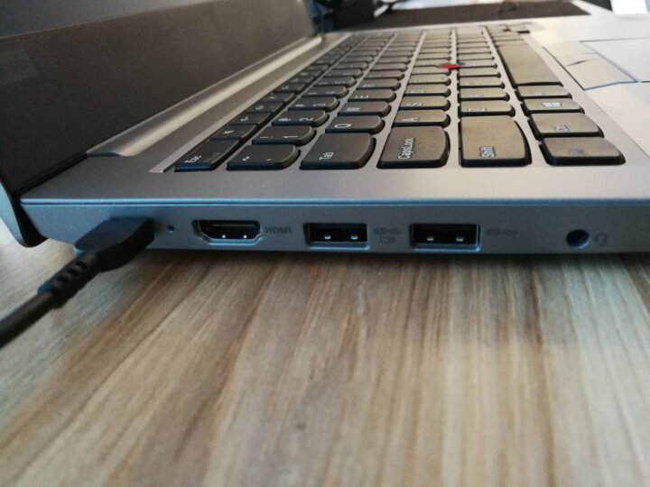ThinkPad New S2(20GU0000CD)13.3英寸轻薄笔记本电脑(i5-6200U 4G 240GB SSD FHD IPS Win10 银色) 晒单图