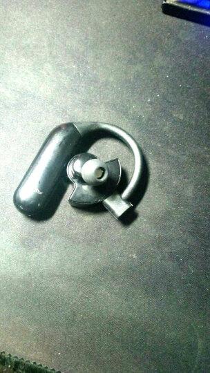 依魅 007 可换电池商务无线蓝牙耳机4.1运动音乐车载迷你蓝牙通用苹果小米华为三星手 白色-HiFi音效 晒单图