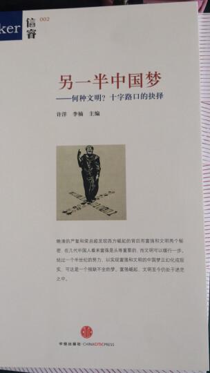 另一半中国梦:何种文明?十字路口的抉择 晒单图