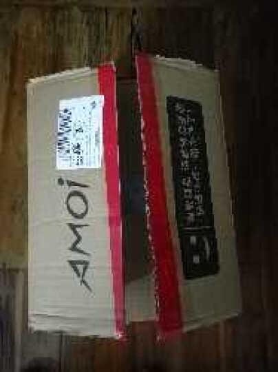 夏新(Amoi)煎药壶中药壶养生壶紫砂陶瓷全自动电药锅中药煲 黑陶3L药壶 晒单图