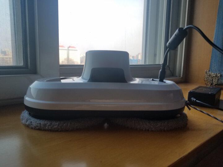 玻妞HOBOT 188 擦玻璃机器人 京东自营 擦窗机器人 玻妞擦窗机器人自营  波妞智能擦玻璃机器人 扫地机器人 晒单图