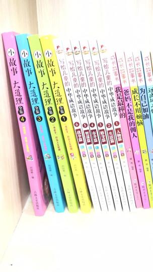 小故事大道理全集(4册)儿童哲学智慧书 小故事大启示 男孩女孩故事书 童书7-10-14岁 晒单图