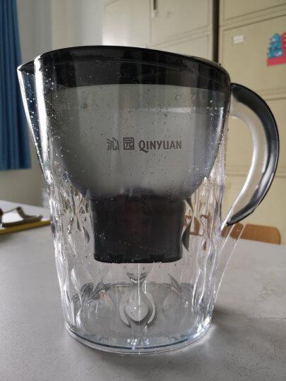 沁园(TRULIVA)净水壶滤芯 滤水壶滤芯 净水杯滤芯 适用C1101 3只装 晒单图
