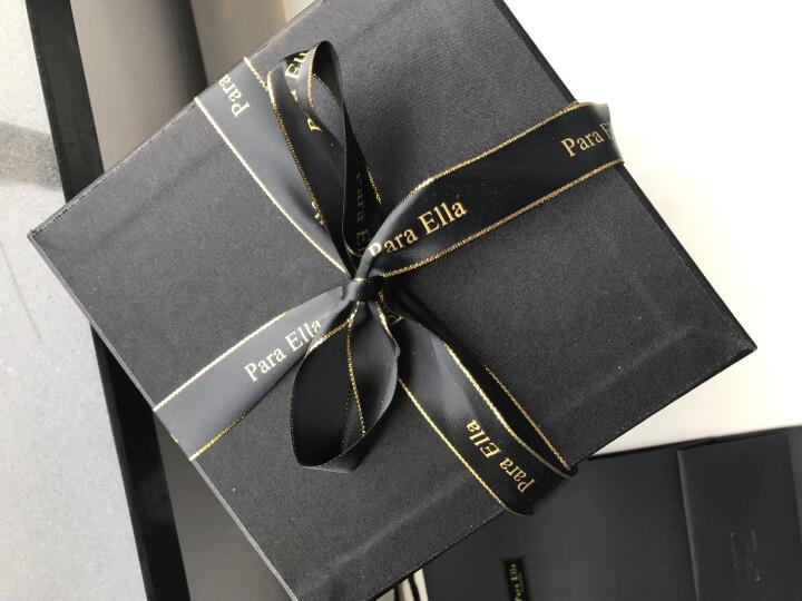 I'M HUAHUA生日礼物女生520礼物创意永生花音乐盒实用钥匙扣情人节送老婆女友 永生花毛球钥匙扣礼盒 晒单图