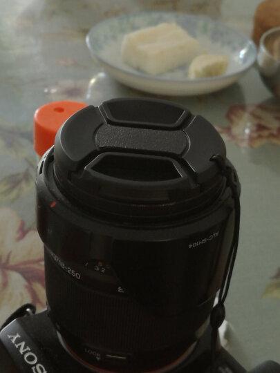 爱博图(Ableto) 索尼A900 A580 A550 A850 A230相机镜头盖55 相机盖  保护盖 镜头前盖 62mm 晒单图