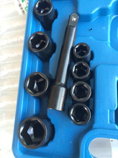 藤原气动扳手强力小风炮大扭力汽修气动工具轮胎拆卸扭力扳手1/2寸 1280t带皮套套装 晒单图