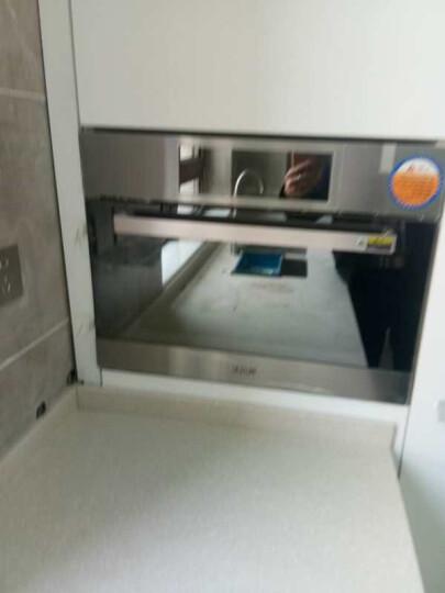 沃贝斯 德国 R03A蒸烤箱嵌入式蒸烤一体机 镶嵌式内嵌式家用保温蒸汽烤箱电蒸炉烤炉 含保温箱 晒单图