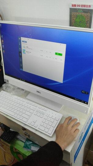 戴尔(DELL)灵越AIO 3477 23.8英寸IPS窄边框一体机台式电脑(奔腾4415U 4G 1T WIFI蓝牙 键鼠摄像头 黑) 晒单图
