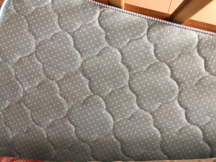 萌宝(Cutebaby) 3E椰梦维婴儿床垫子天然椰棕5CM加厚 正反两用凉席款104*58 晒单图