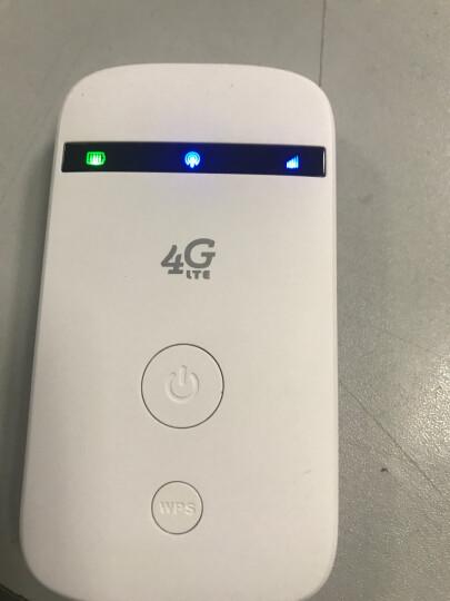 中兴(ZTE)三网4g无线路由器上网卡托 车载移动随身随行wifi MF90G三网4G/电信联通3G 晒单图