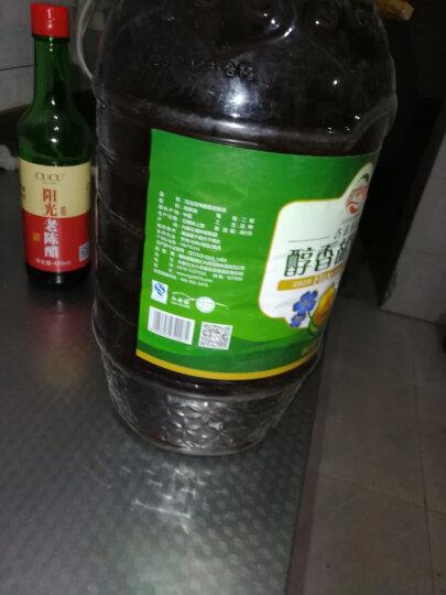 内蒙古 红井源 古法压榨 醇香胡麻油 食用油 月子油家庭装5L 新老包装随机发货 晒单图