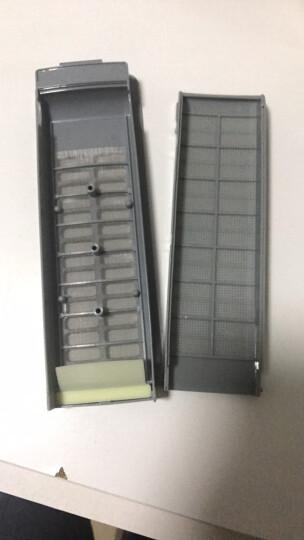 徽曦伊莱克斯三星洗衣机过滤网袋魔术盒 EAC521S.EAC481P XQB50-2288 112号灰色 晒单图