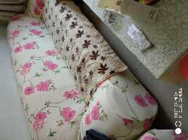 画爱家纺 魔术弹力沙发罩全盖布艺四季组合沙发现代简约防尘罩 欧式沙发套罩全包 都市密码-W 适用沙发长度235-300CM之间 晒单图
