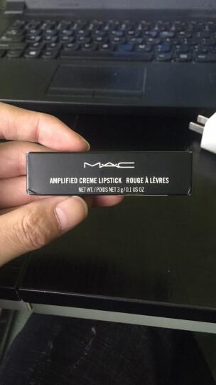 魅可(M.A.C) MAC魅可显色丰润唇膏口红3g Aim For Gorgeous 晒单图