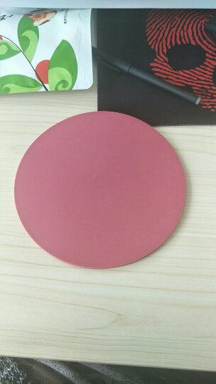 亚信 147 印章用胶垫  塑料印章垫中红方胶垫 财务印章垫185mm*126mm*4mm 红方印章垫 晒单图